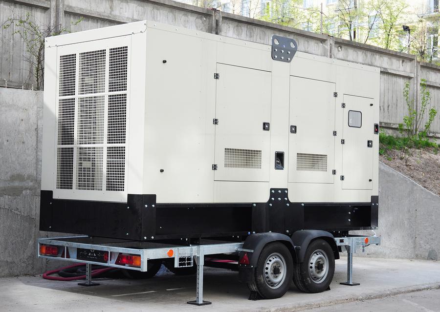 big generator for commercials