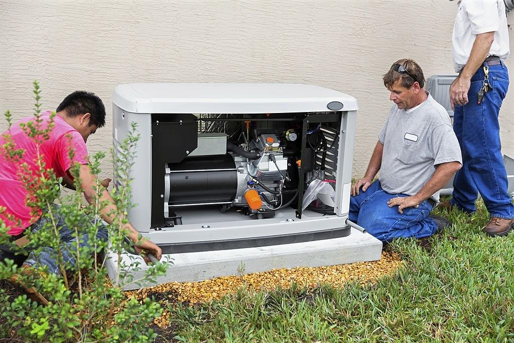 Home Generators Cheektowaga